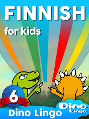 cover image of Finnish for Kids, Lesson 6